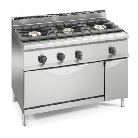 Cocinas a gas High Power Serie 600